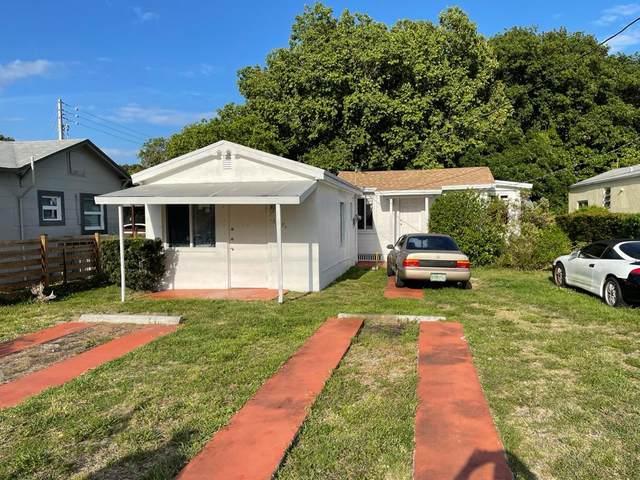 9287 NW 5th Avenue, Miami, FL 33150 (#RX-10732610) :: The Rizzuto Woodman Team