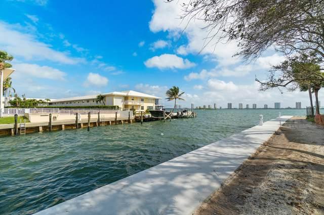 1015 Lake Shore Drive #204, Lake Park, FL 33403 (MLS #RX-10732613) :: Berkshire Hathaway HomeServices EWM Realty
