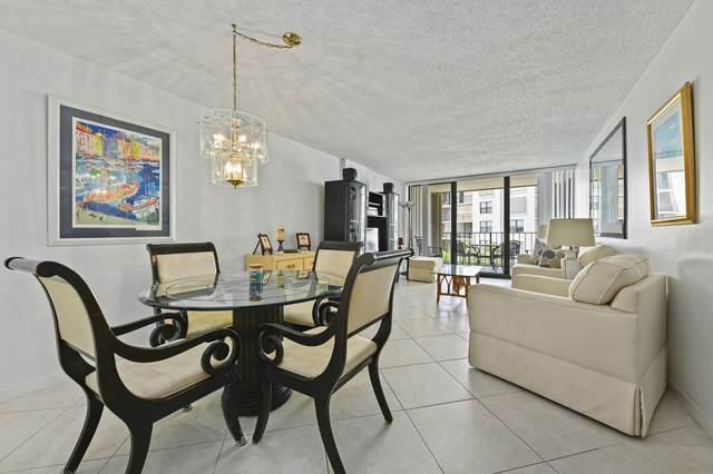 3545 S Ocean Boulevard #416, South Palm Beach, FL 33480 (#RX-10732645) :: The Reynolds Team   Compass