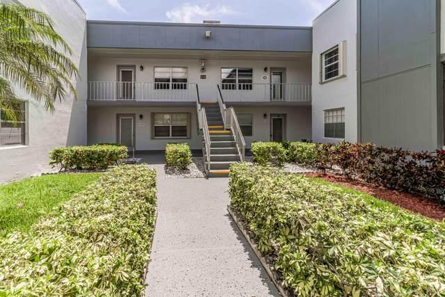 679 Burgundy O, Delray Beach, FL 33484 (#RX-10732718) :: Treasure Property Group