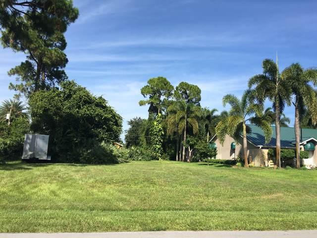 0 SE Laika Lane, Port Saint Lucie, FL 34983 (#RX-10732727) :: Dalton Wade