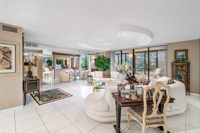 7186 Promenade Drive #301, Boca Raton, FL 33433 (#RX-10732730) :: Dalton Wade