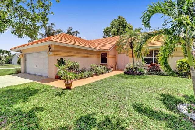 9423 Nursery Lane, Boynton Beach, FL 33437 (#RX-10732745) :: The Rizzuto Woodman Team