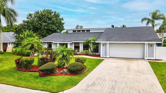 4258 Pine Cone Lane, Boynton Beach, FL 33436 (#RX-10732752) :: Ryan Jennings Group