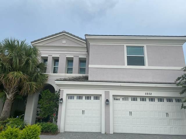 5932 Buttonbush Drive, Westlake, FL 33470 (#RX-10732766) :: Ryan Jennings Group
