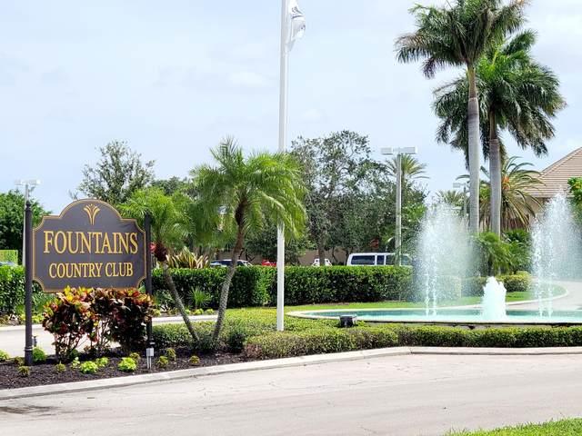 4465 Luxemburg Court #304, Lake Worth, FL 33467 (#RX-10732783) :: Michael Kaufman Real Estate