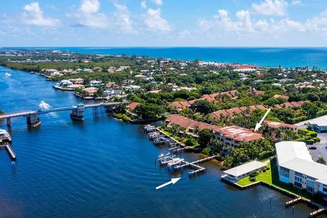 5608 N Ocean Boulevard, Ocean Ridge, FL 33435 (#RX-10732810) :: Posh Properties