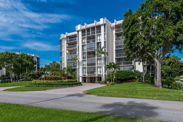 1746 Bridgewood Drive #1746, Boca Raton, FL 33434 (MLS #RX-10732817) :: Castelli Real Estate Services