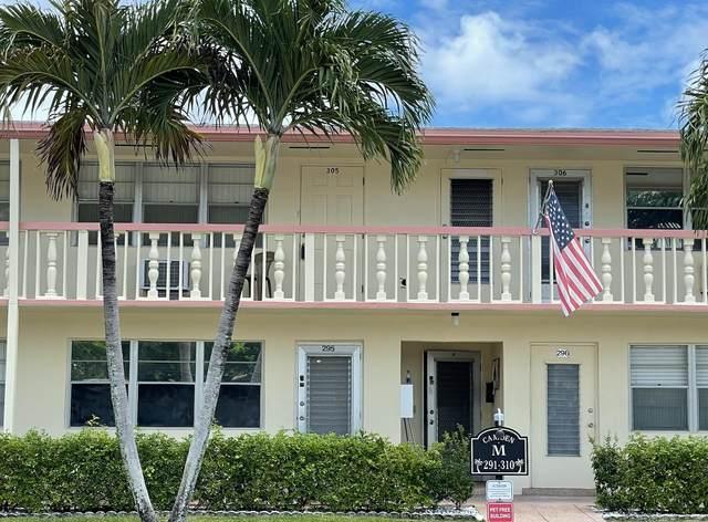 305 Camden M, West Palm Beach, FL 33417 (#RX-10732835) :: DO Homes Group