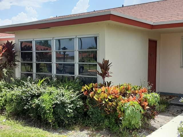 4580 NW 3rd Street C, Delray Beach, FL 33445 (#RX-10732853) :: Heather Towe | Keller Williams Jupiter