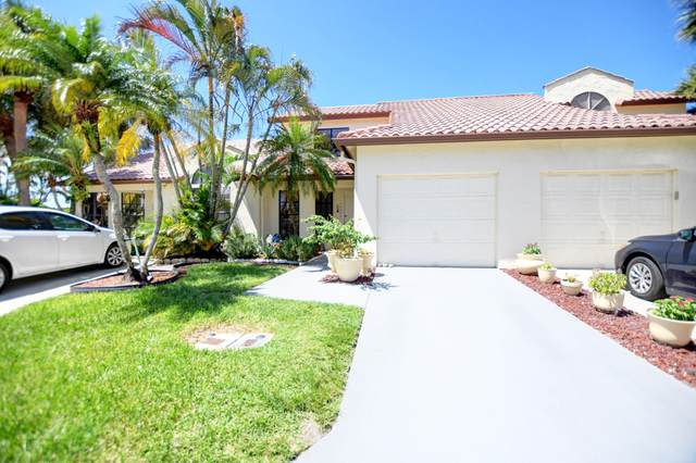 18552 Woodstream Drive, Boca Raton, FL 33498 (#RX-10732855) :: Dalton Wade