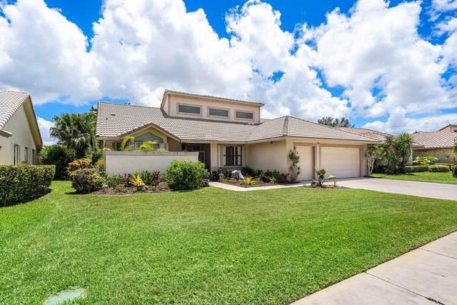 10122 Canoe Brook Circle, Boca Raton, FL 33498 (MLS #RX-10732861) :: Miami Villa Group