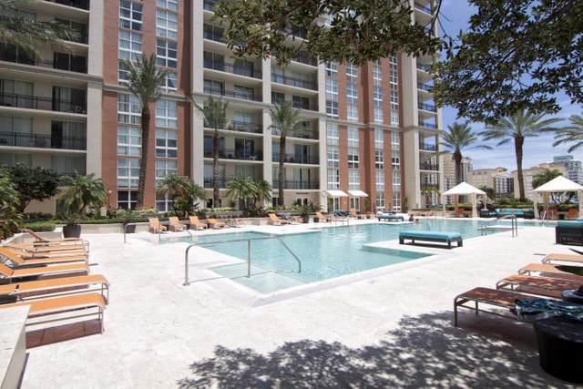 550 Okeechobee Boulevard #1510, West Palm Beach, FL 33401 (#RX-10732882) :: Dalton Wade