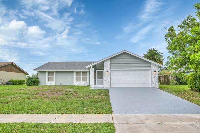 142 Miramar Avenue, Royal Palm Beach, FL 33411 (#RX-10732884) :: Ryan Jennings Group