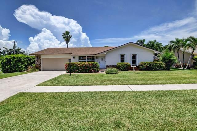 577 SW 24th Avenue, Boynton Beach, FL 33435 (#RX-10732928) :: Ryan Jennings Group