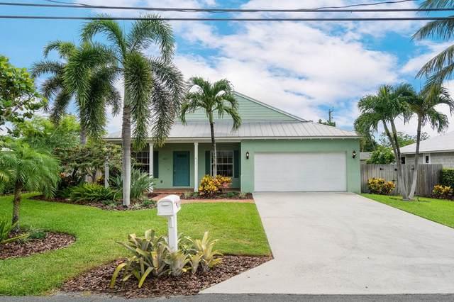 411 NW 7th Street, Boynton Beach, FL 33426 (#RX-10732935) :: Dalton Wade