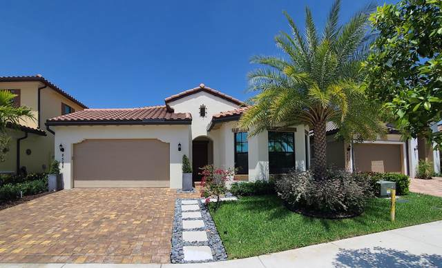 8585 E Baypoint Circle, Parkland, FL 33076 (#RX-10732947) :: Signature International Real Estate