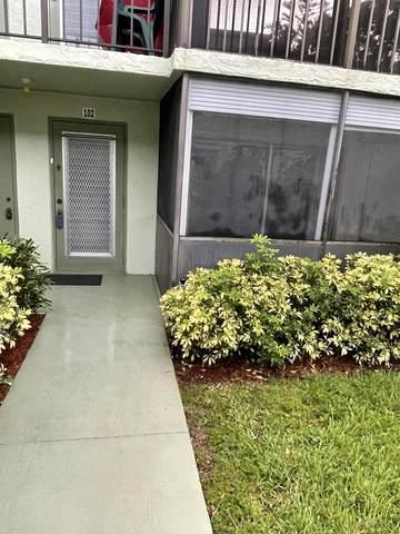 7543 S Oriole Boulevard #102, Delray Beach, FL 33446 (#RX-10732952) :: Dalton Wade