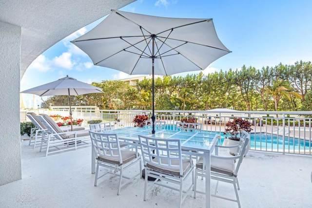 2780 S Ocean Boulevard #109, Palm Beach, FL 33480 (#RX-10732964) :: The Rizzuto Woodman Team