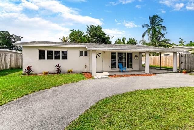 912 SE 13th Street, Deerfield Beach, FL 33441 (#RX-10733030) :: Dalton Wade
