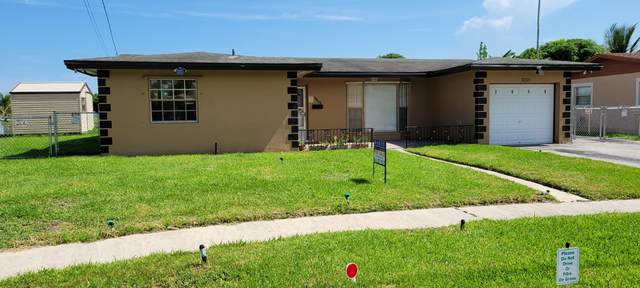 3650 NW 27th Street NW, Lauderdale Lakes, FL 33311 (#RX-10733032) :: DO Homes Group