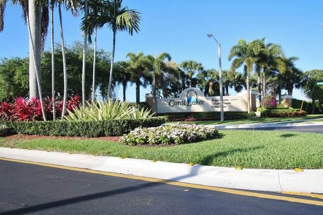 12473 Crystal Pointe Drive #201, Boynton Beach, FL 33437 (#RX-10733059) :: Dalton Wade