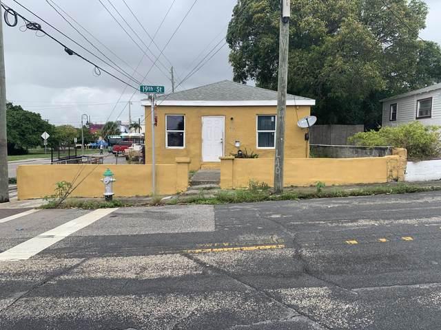 913 19th Street, West Palm Beach, FL 33407 (MLS #RX-10733060) :: Castelli Real Estate Services