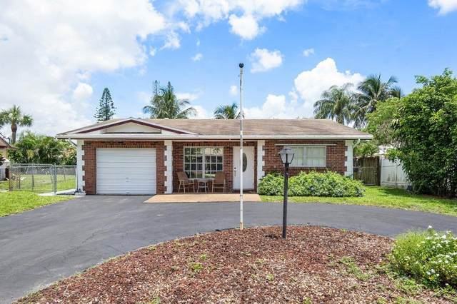 3129 NW 65th Drive, Fort Lauderdale, FL 33309 (#RX-10733065) :: DO Homes Group