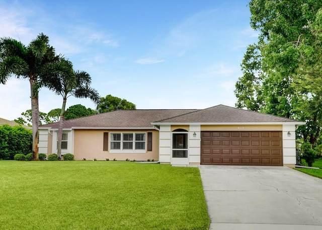 629 SE Stow Terrace, Port Saint Lucie, FL 34984 (#RX-10733073) :: DO Homes Group