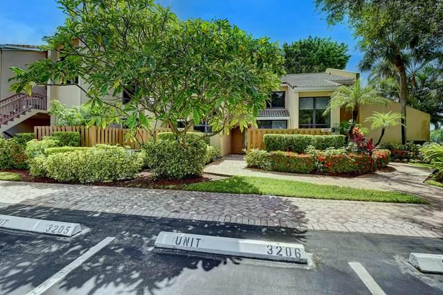 3206 Bridgewood Drive, Boca Raton, FL 33434 (#RX-10733087) :: DO Homes Group