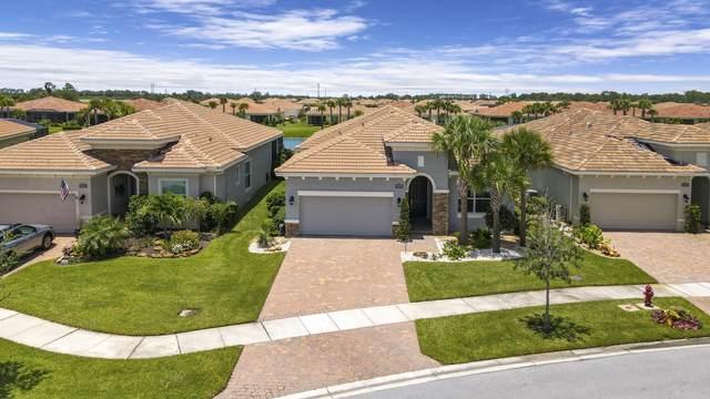 21984 SW Tivolo Way, Port Saint Lucie, FL 34986 (#RX-10733106) :: DO Homes Group