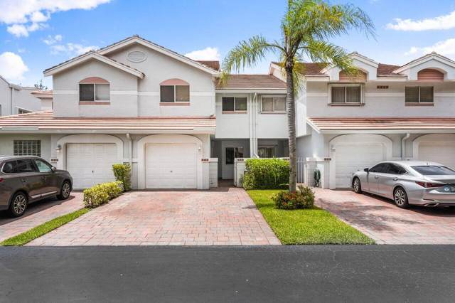 6215 Old Court 502 Road #502, Boca Raton, FL 33433 (#RX-10733108) :: DO Homes Group