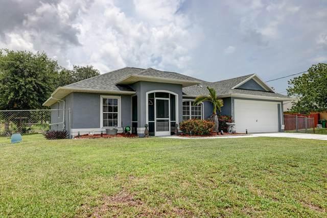 2257 SW Gray Beal Avenue, Port Saint Lucie, FL 34953 (#RX-10733110) :: DO Homes Group