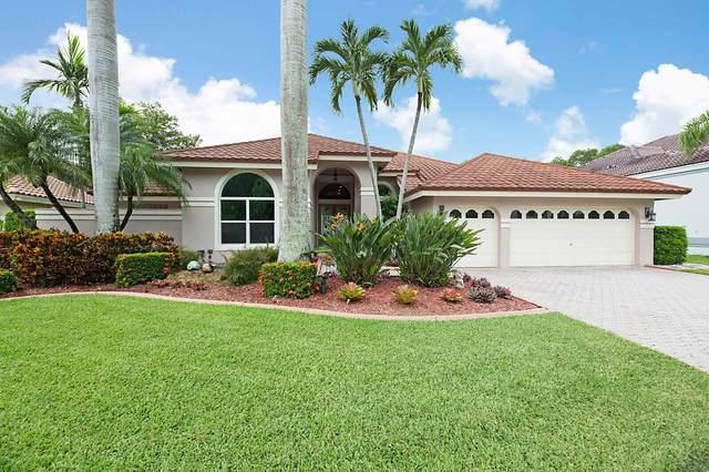 1122 SW 156th Terrace, Pembroke Pines, FL 33027 (#RX-10733111) :: Dalton Wade