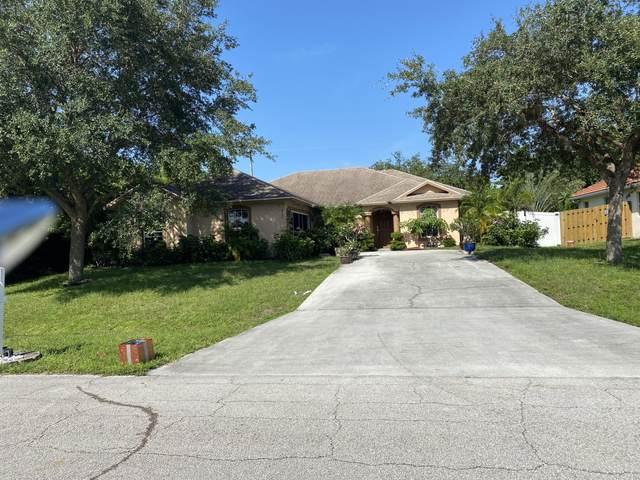 4331 SW Calah Circle, Port Saint Lucie, FL 34953 (#RX-10733113) :: DO Homes Group