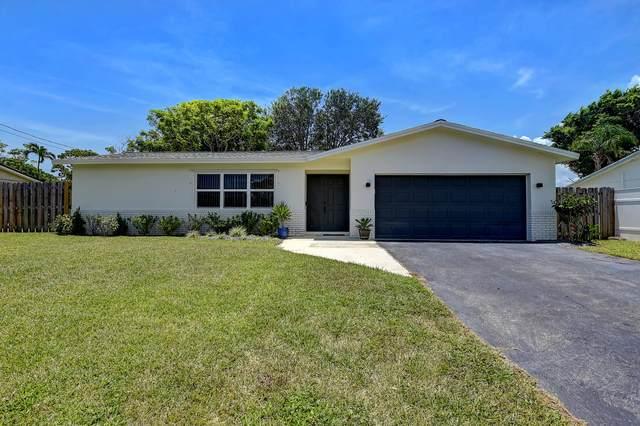 1184 SW 28th Avenue, Boynton Beach, FL 33426 (#RX-10733116) :: Dalton Wade