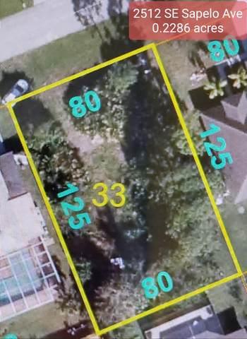 2512 SE Sapelo Avenue, Port Saint Lucie, FL 34952 (#RX-10733129) :: DO Homes Group