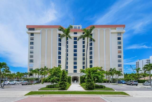 3800 Washington Road #803, West Palm Beach, FL 33405 (#RX-10733132) :: Heather Towe | Keller Williams Jupiter