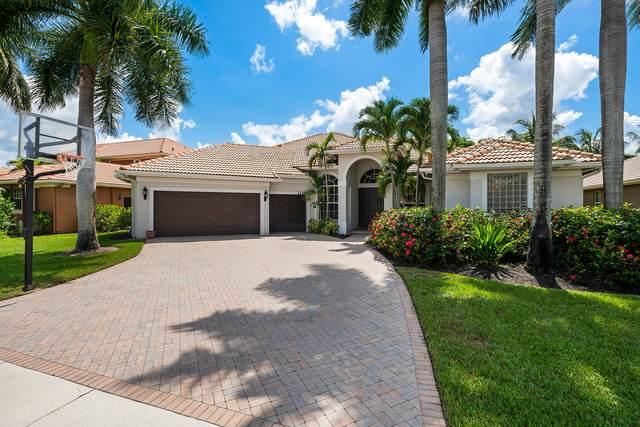 21246 Falls Ridge Way, Boca Raton, FL 33428 (MLS #RX-10733137) :: Berkshire Hathaway HomeServices EWM Realty