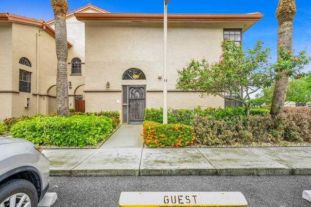 5107 Europa Drive M, Boynton Beach, FL 33437 (#RX-10733157) :: DO Homes Group
