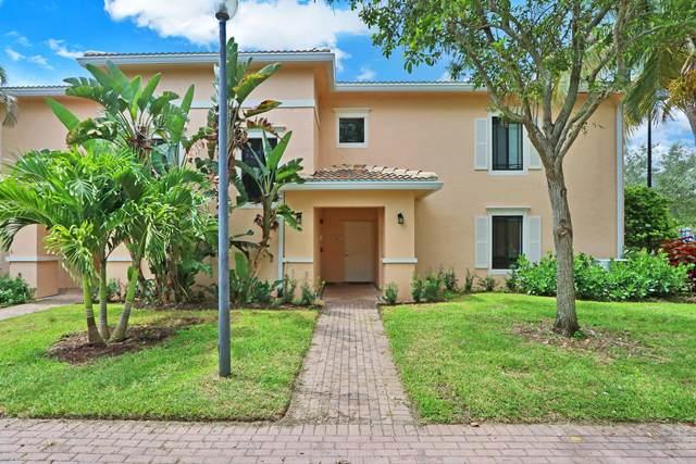 2807 Veronia Drive #102, Palm Beach Gardens, FL 33410 (MLS #RX-10733158) :: Berkshire Hathaway HomeServices EWM Realty