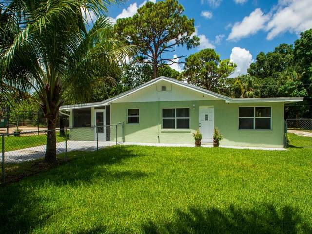 285 27th Ave Sw Avenue SW, Vero Beach, FL 32968 (MLS #RX-10733162) :: Castelli Real Estate Services