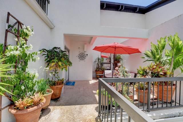 730 Greensward Court 208-J, Delray Beach, FL 33445 (#RX-10733169) :: Dalton Wade