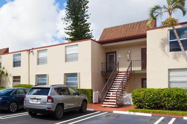 8 Willowbrook Lane #208, Delray Beach, FL 33446 (#RX-10733172) :: The Reynolds Team | Compass