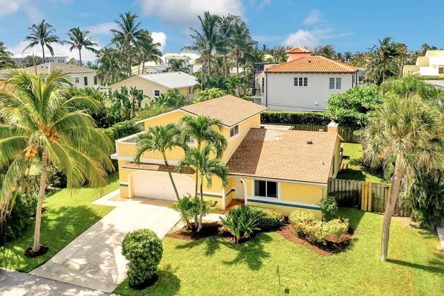 16 Sailfish Lane, Ocean Ridge, FL 33435 (#RX-10733184) :: Posh Properties