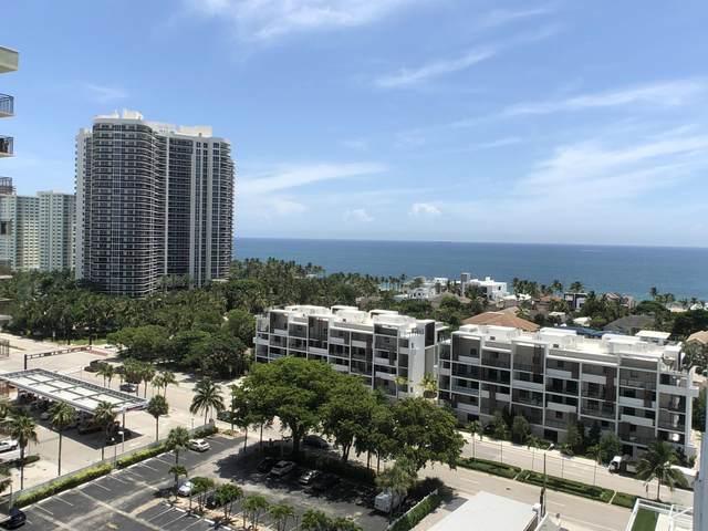 3015 N Ocean Boulevard 14C, Fort Lauderdale, FL 33308 (MLS #RX-10733198) :: The Paiz Group