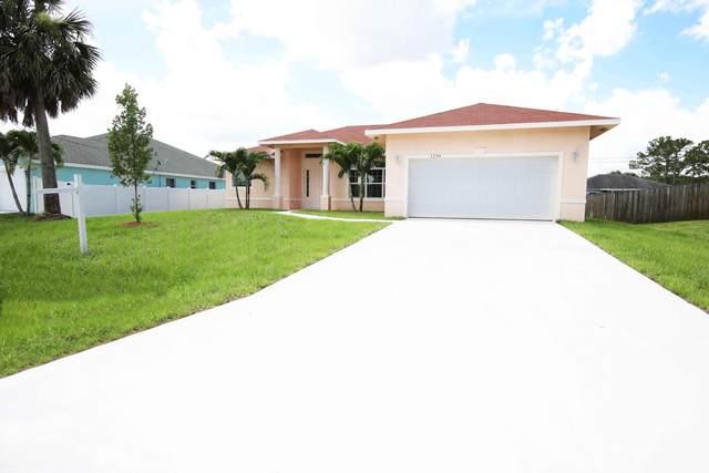 1234 SW Santiago Avenue SE, Port Saint Lucie, FL 34953 (#RX-10733216) :: Ryan Jennings Group