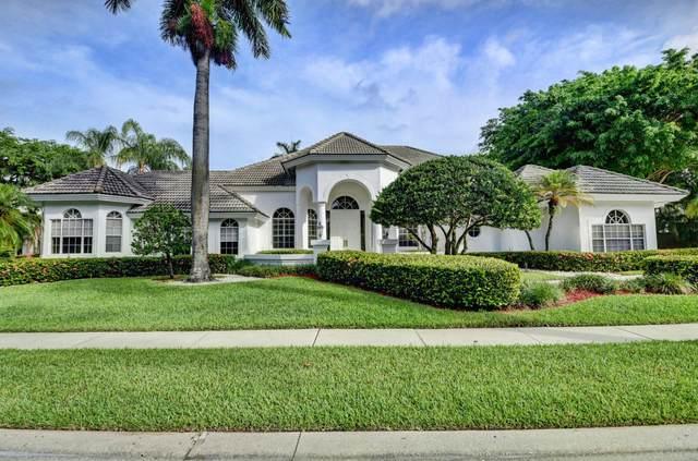 2625 NW 64th Boulevard, Boca Raton, FL 33496 (#RX-10733234) :: Dalton Wade