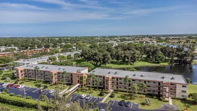 5598 Witney Drive #109, Delray Beach, FL 33484 (#RX-10733235) :: Michael Kaufman Real Estate