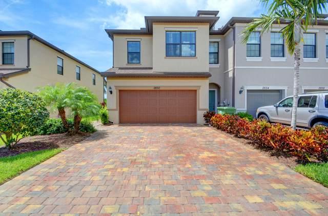 2850 Bard Street, Palm Springs, FL 33406 (MLS #RX-10733238) :: Dalton Wade Real Estate Group